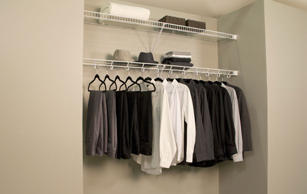 Ventilated shelving
